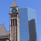 Picture - Old city hall in Toronto.