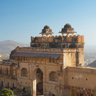 Picture - Palace in Jaipur.