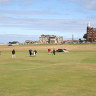 Picture - The old St Andrews Golf Course.