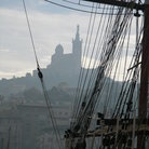 Picture - View from the old port of Marseilles.