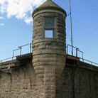 Picture - Guard Tower at Old Idaho Penitentiary, Boise.