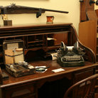 Picture - The sheriff's office at the Old Jail Museum in St Augustine.