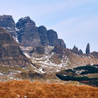 Picture - The Old Man of Storr on the Isle of Skye.