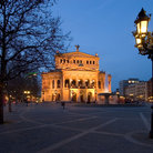 Picture - Old Opera House (originally built in 1880), Frankfurt.