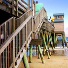 Picture - Pier at Old Orchard Beach.