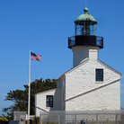 Picture - Cabrillo Lighthouse in San Diego.
