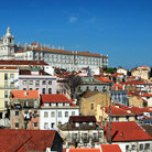 Picture - The Alfama, Lisbon's oldest quarter.