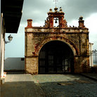 Picture - The 18th Century Christ's Chapel in Old San Juan.