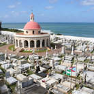 Picture - View over the San Juan Cemetery.