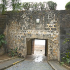 Picture - Puerta de San Juan in Old San Juan.