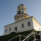 Picture - The Old Town Clock, part of the  Halifax Citadel National Historic Site in Halifax.