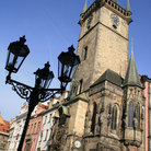 Picture - The Old Town Hall in Prague.