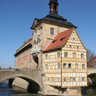 Picture - The Old Town Hall in Bamberg.