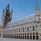 Picture - Ypres Town Hall.