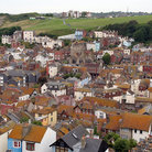Picture - View over Old Town Hastings.