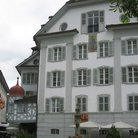 Picture - A building in the old town of Lucerne.