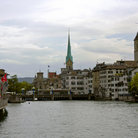 Picture - Old Town, Zurich.