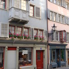 Picture - Old town zone of Zurich.