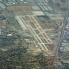Picture - Ontario Airport near Los Angeles.