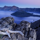 Picture - Crater Lake.