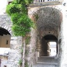 Picture - Arch at Orta San Giulio.