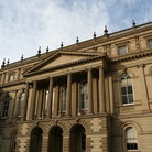 Picture - The exterior of Osgoode Hall in Toronto.