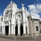 Picture - Our Lady of Los Angeles Church in Cartago.