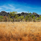 Picture - The Royal Arch caves at Chillagoe in the Outback.