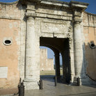 Picture - Entrance to the Fortaleza Ozama in Santo Domingo.