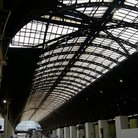 Picture - Paddington Station in London.