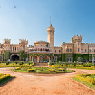 Picture - The ornate Bangalore Palace in Bangalore.