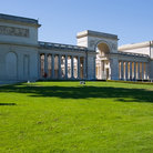 Picture - California Palace of the Legion of Honor museum in San Francisco.