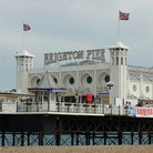 Picture - The Palace Pier in Brighton.