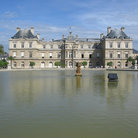 Picture - The Palais du Luxembourg in Paris.
