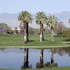Picture - A lush golf course in Palm Desert.
