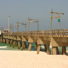 Picture - Panama City Beach Pier.