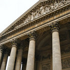Picture - Columns of the Pantheon in Paris.
