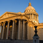 Picture - Pantheon, a memorial to national heros of France in Paris.