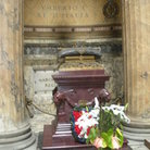 Picture - Tomb of King Umberto I in the Pantheon in Rome.