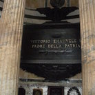 Picture - The tomb of King Vittorio Emmanuele II in Pantheon in Rome.