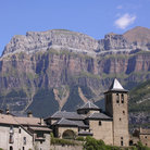 Picture - Mountains of Ordesa.