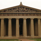 Picture - Parthenon replica in Nashville.