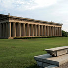 Picture - The Parthenon in Nashville, Tennessee.