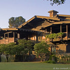 Picture - Exterior of the Gamble House in Pasadena.