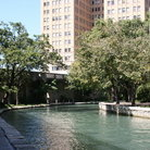 Picture - A sunny day at the River Walk in San Antonio.