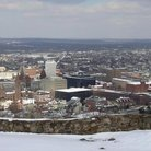 Picture - View over Paterson in winter.