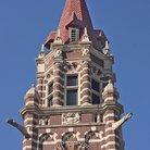 Picture - Church Spire in Paterson.