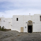 Picture - Grotto of St John the Theologian on Patmos.