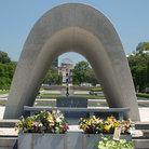 Picture - Hiroshima Memorial Park.