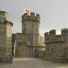 Picture - Pendennis Castle in Falmouth.